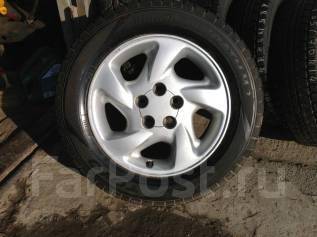Продам колеса 215/60/16 Тойота оригинал RAV4. 6.5x16 5x114.30 ET35 ЦО 68,0мм.