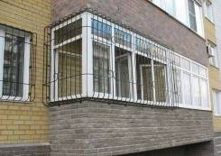 Решетки на балконы и лоджии