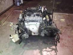 Двигатель в сборе. Mazda Familia S-Wagon, BJFW Mazda Familia, BJFP, BJFW Двигатели: FSZE, FS