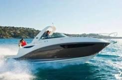 Searay Sundancer. Год: 2014 год, длина 8,10м., двигатель стационарный, 300,00л.с., бензин