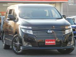 Nissan Elgrand. автомат, передний, 2.5, бензин, 18 644 тыс. км, б/п. Под заказ