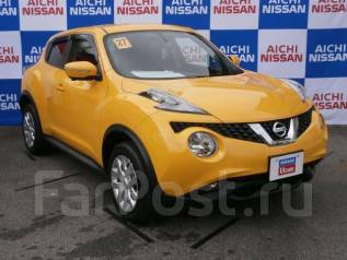 Nissan Juke. автомат, передний, 1.5, бензин, 14 000тыс. км, б/п. Под заказ