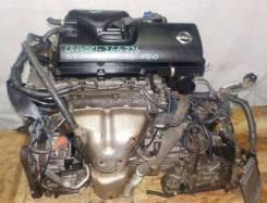 Двигатель в сборе. Nissan Cube, BZ11, BNZ11 Nissan March, BK12, BNK12, BNZ11, BZ11 Двигатель CR14DE