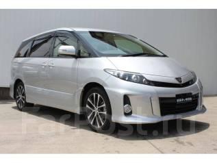 Toyota Estima. автомат, передний, 2.4, бензин, 25 900 тыс. км, б/п. Под заказ
