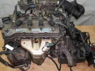 Двигатель в сборе. Nissan Wingroad, VFY11, WFY11 Nissan AD, VFY11, WFY11 Nissan Sunny, FB15 Двигатели: QG15DE, QG15DELEV