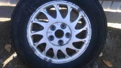 ASA Wheels AR1. 6.0x15, 5x114.30, ET58, ЦО 60,1мм.