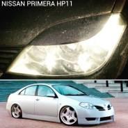 Накладка на фару. Nissan Primera, P12E, WTP12, WHP12, RP12, P12, WTNP12, HP12, WRP12, QP12, TNP12 Двигатели: QG18DE, QG16DE, QR20DE, SR20VE, QC18DE, Q...