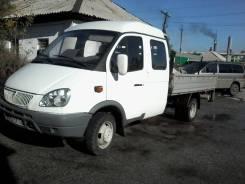 ГАЗ 330232. Продается Газель Фермер 2008, 2 500 куб. см., 1 500 кг.