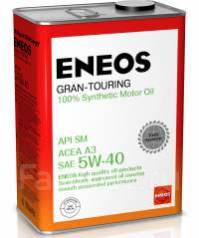 Eneos Super Gasoline. Вязкость 5w40, синтетическое