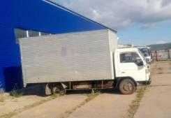 Сдам в аренду грузовик будка-термос 2 тонны категория В. Без водителя