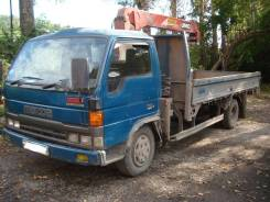 Mazda Titan. Продам грузовик с краном mazda titan, 4 570 куб. см., 4 000 кг.