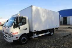Hino 300. Изотермический фургон , 4 000 куб. см., 5 000 кг.