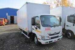 Hino 300. Изотермический фургон , 4 009 куб. см., 3 000 кг.