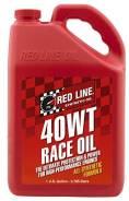Red line. Вязкость 15W-40, синтетическое