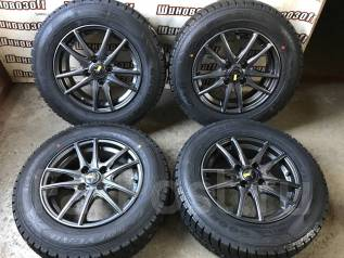 Комплект зимних новых колес 175/70R14 Goodyear и литья PSD 4x100 +38. 5.5x14 4x100.00 ET38 ЦО 67,1мм.