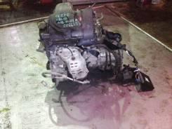 Двигатель в сборе. Toyota Belta Toyota Vitz Toyota Passo Toyota Platz Двигатель 1KRFE