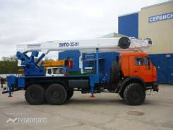 Випо-32. Автовышка 36м, 3 600 куб. см., 36 м.
