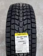 Dunlop Grandtrek SJ6. Зимние, без шипов, 2017 год, без износа, 4 шт