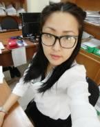 Администратор-кассир. Высшее образование по специальности, опыт работы 1 год