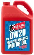 Red line. Вязкость 0W-20, синтетическое