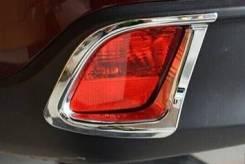 Накладка на фару. Toyota Highlander, GSU50, ASU50, ASU50L, GSU55, GSU55L, GVU58 Двигатели: 2GRFKS, 2GRFXS, 1ARFE, 2GRFE, 2GRFXE