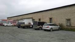 Сдается торгово-производственная база 1000м в находке. 1 006 кв.м., улица Шоссейная 138а, р-н кпд. Дом снаружи