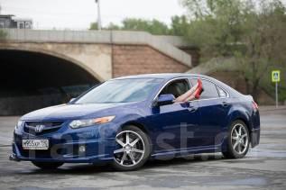 Обвес кузова аэродинамический. Honda Accord, CU2