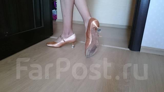 Туфли бальные. 38, 39