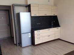 1-комнатная, бульвар Энтузиастов 1. МЖК, частное лицо, 39 кв.м. Кухня