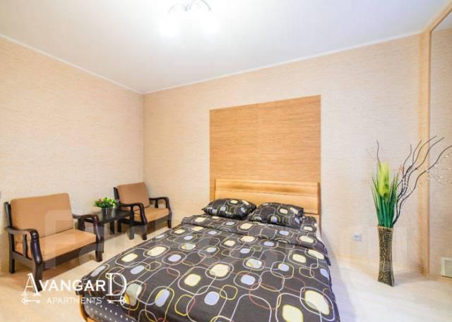 2-комнатная, улица Светланская 117. Центр, 54 кв.м. Вторая фотография комнаты