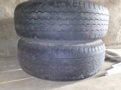 Bridgestone Dueler H/T D840. Всесезонные, 2008 год, износ: 60%, 2 шт