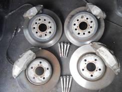 Рабочая тормозная система. Toyota Celsior, UCF30, UCF31 Lexus LS430, UCF30