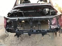 Рамка радиатора. Nissan Pathfinder, R51, R51M Nissan Navara, D40, D40M