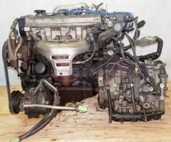 Двигатель в сборе. Toyota Starlet Toyota Corolla, 10 Toyota Sprinter Toyota Corsa Двигатель 4EFE