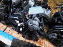 Двигатель в сборе. Toyota Mark II Wagon Qualis Toyota Harrier Toyota Camry Gracia Двигатель 5SFE