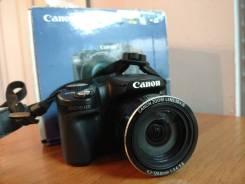 Canon PowerShot SX510 HS. 10 - 14.9 Мп, зум: 14х и более