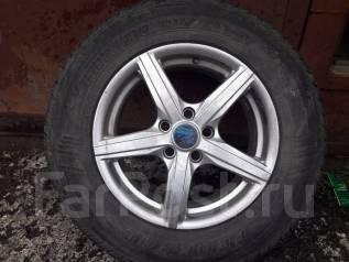 Продам шины +диски. 7.0x16 5x108.00 ET-50 ЦО 60,2мм.