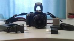 Canon EOS 1000D Kit. 10 - 14.9 Мп, зум: 3х. Под заказ