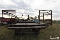 ИЗГТ ПТС-М. Прицеп для перевозки пчел, 10 000 кг.