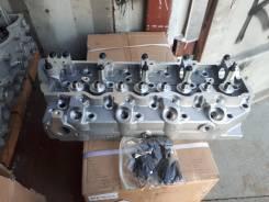 Головка блока цилиндров. Mitsubishi Delica Mitsubishi Pajero, L144GW, L144GWG, L144G Двигатель 4D56