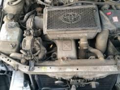 Двигатель в сборе. Toyota Caldina Двигатель 3SGTE
