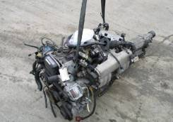 Двигатель в сборе. Toyota Mark II Toyota Chaser Toyota Cresta Двигатель 1GFE