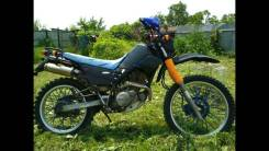 Yamaha Serow. 225 куб. см., исправен, птс, с пробегом