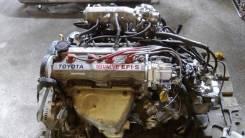 Двигатель в сборе. Toyota Sprinter Carib Двигатель 4AFHE