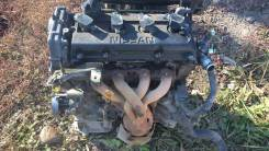 Двигатель в сборе. Nissan: Presage, AD, Prairie, Serena, Bluebird Sylphy, Liberty, Bassara, Avenir, Murano, Primera, X-Trail, Teana, Wingroad Двигател...