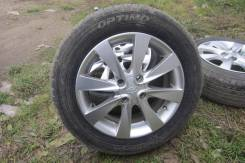 Hyundai. 6.0x15, 4x100.00, ET48