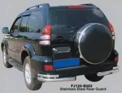 Кенгурятники. Toyota Land Cruiser Prado