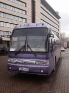 Kia Granbird. Туристический автобус KIA Granbird 2002 г. в., 45 мест в Иркутске, 16 745 куб. см., 46 мест