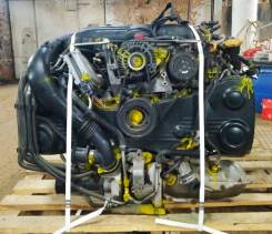 Двигатель в сборе. Subaru Legacy, BR9, BM9 Двигатель EJ255. Под заказ из Владивостока