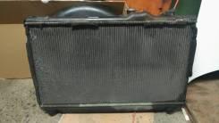 Радиатор охлаждения двигателя. Toyota Chaser, JZX100 Двигатели: 1GGTE, 1JZGTE, 1JZGE, 1JZFE